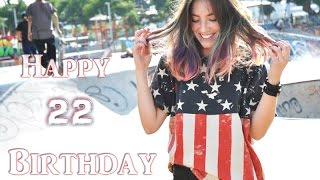 אליאנה תדהר יום הולדת 22 | Happy Birthday Eliana Tidhar