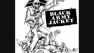 Black Army Jacket - Pretenders To The Throne