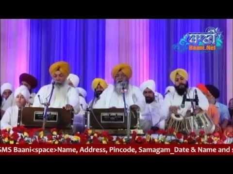 Bhai Nirmal Singh Ji (Amritsar) - Guru Nanak Farm,Mehrauli, New Delhi 3 May 2014