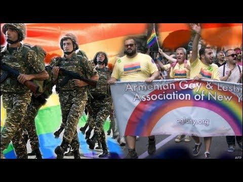 Армянские юноши записываются в геи, чтобы не служить в армии