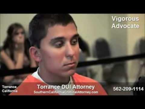 Torrance DUI Attorney - South Bay DUI Lawyer Errol Cook