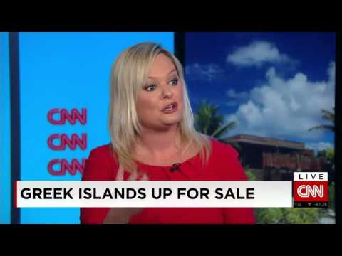 CNN The Business View: How To Buy An Island HD
