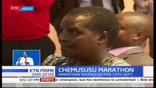 Over 1000 participants to take part in this year's Chemususu Half Marathon