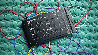 TOO Much Werk?? The Moog Werkstatt-01 & CV Expander