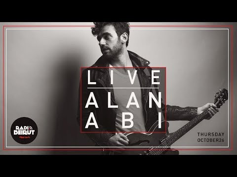 Alan Abi - Clouds On Fire (Live At Radio Beirut)