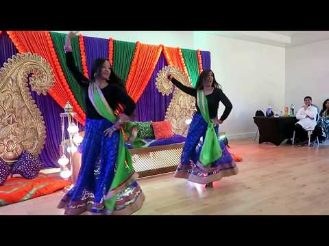 Mehndi Sangeet Dance Banno Tere Swagger Bollywood