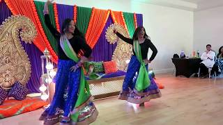 Mehndi Sangeet Dance Banno Tere Swagger Bollywood