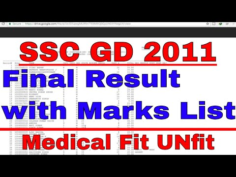 ssc gd 2011 waiting list tagged videos on VideoHolder