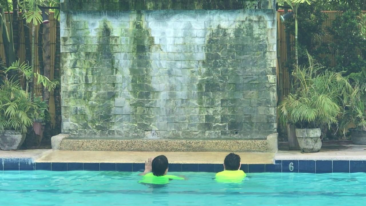 Swimming Villa Angeles Resort General Santos City Philippines 2017 Youtube