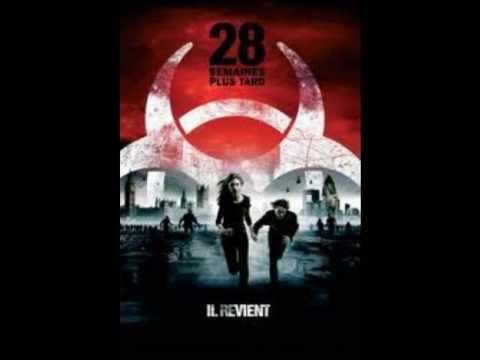 28 jours plus tard (musique) par John Murphy poster
