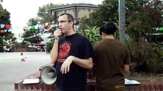 L.A. Anarchist Historical Tour - part 1
