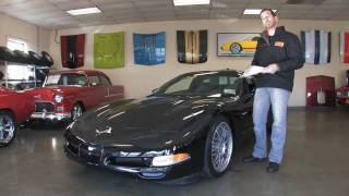 2002 Lingenfelter Corvette  for sale with test drive, driving sounds, and walk through video