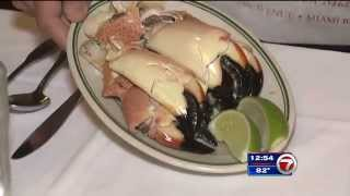 102nd stone crab season opens at Joe