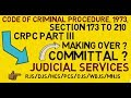 Criminal Procedure Code Part 3 Section 173 to Section 210 (FAST TRACK)