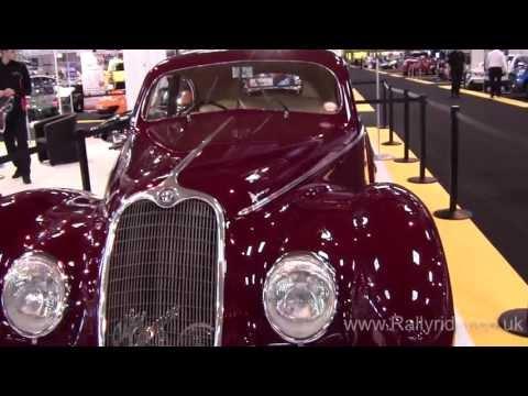 Benito Mussolini Alfa Romeo 6C 2500 S Berlinetta