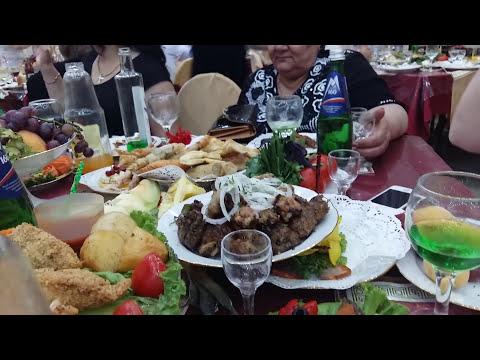 Отдыхаем на Еврейско- Армянской свадьбе,у друзей.