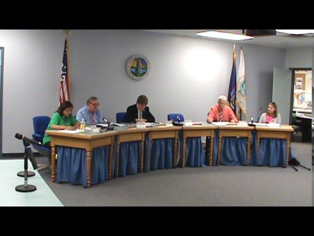 Town of Plattsburgh Meeting  5-18-17