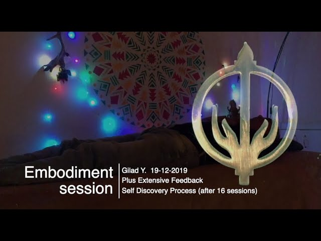 Full Shamanic Embodiment Session16 & Feedback | feedback on process | Michael WhiteFeather 19.12.19