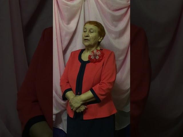 Изображение предпросмотра прочтения – ТатьянаАвдеенко читает произведение «Бабушке» М.И.Цветаевой