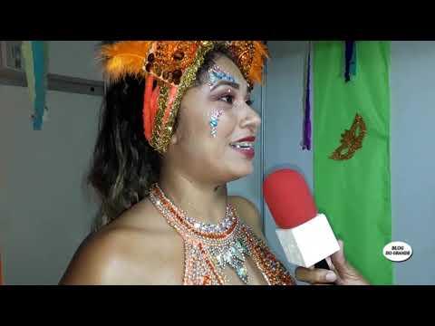 Abertura do Carnaval em São Miguel do Guamá