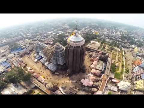 India Puri Jagannath temple.mp4
