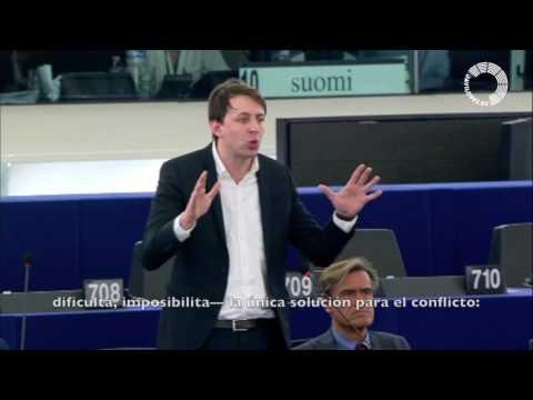 Javi López sobre la situación en Cisjordania