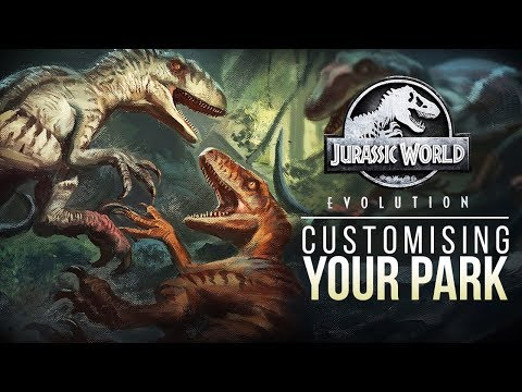 Building & Dinosaur Customisation? | Jurassic World: Evolution Speculation