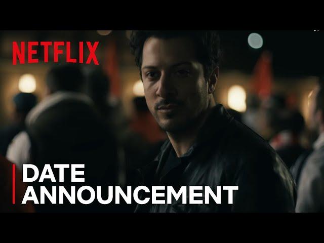 Dogs of Berlin | Date Announcement | Netflix