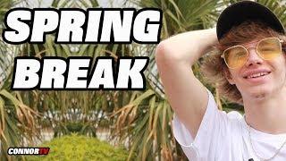 SPRING BREAK 2018 Myrtle Beach VLOG!