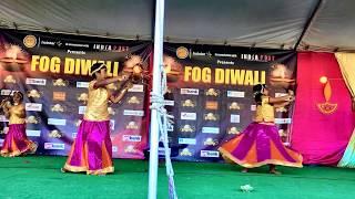 Sahasra @ Bay Area FOG Diwali Fest 2107