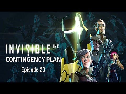Invisible Inc: Contingency Plan DLC -Episode 23-  [Showdown.exe]