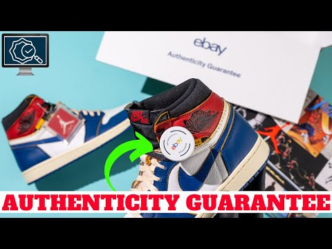 eBay Launches Authenticity Guarantee for Sneakers: Everything You Need to Know!