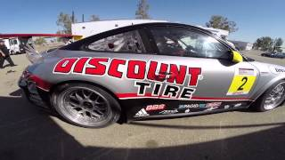 GoPro: Porsche Test Day at Buttonwillow Raceway