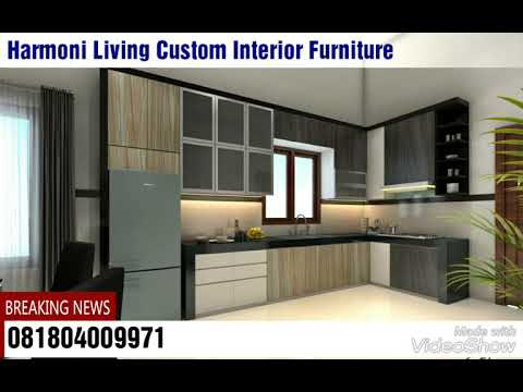 Furniture Minimalis Modern Harmoni Living Youtube