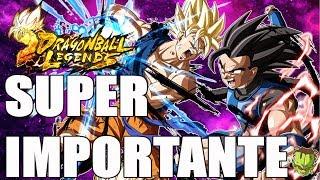 SUPER IMPORTANTE! VAMOS A PEDIR EL JUEGO EN ESPAÑOL  /// DRAGON BALL LEGENDS EN ESPAÑOL