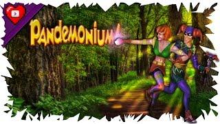 Pandemonium! 1 (PS1) Gameplay | Shatner