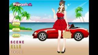 Summer Magazine Cover Girl - Y8.com Online Games by malditha