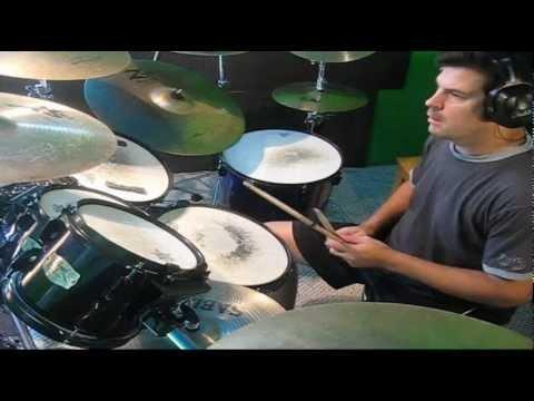 Van Halen - Right Now Drum Cover