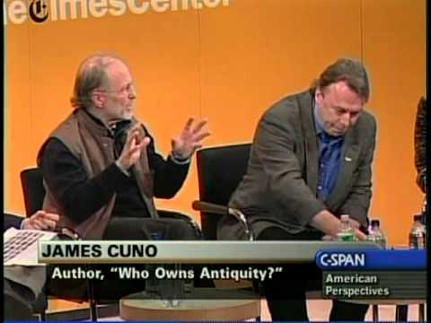 Christopher Hitchens: Lost and Stolen Art panel