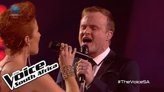 Josh and Magdalene - Barcelona | The Live Show Round 8 | The Voice SA