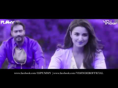 Maine Tujhko Dekha Remix Golmaal Again | Dj Pummy | Ajay Devgn | Parineeti | VDJ Inder Visuals