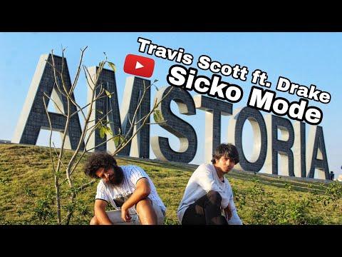 Sicko Mode | Travis Scott Ft. Drake | Hemant and Harry Choreography