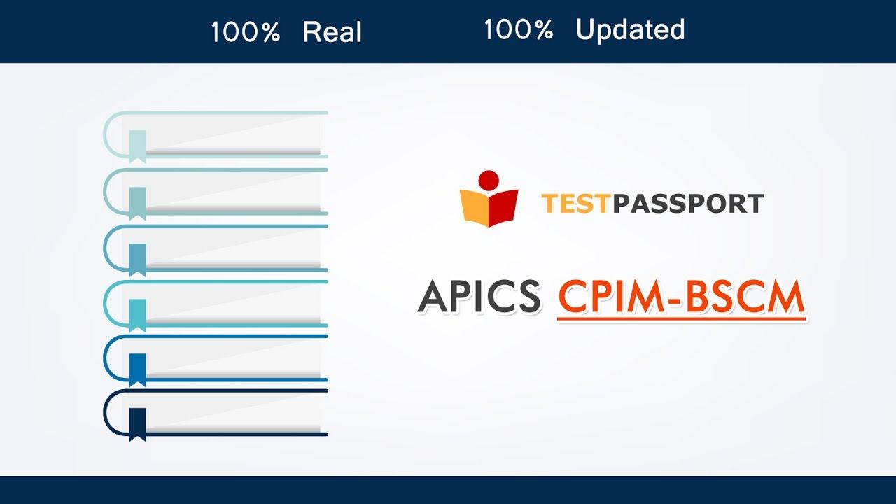 Testpassport apics cpim certification cpim bscm real exam testpassport apics cpim certification cpim bscm real exam questions xflitez Choice Image