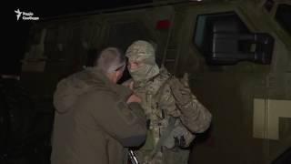 Україна передала ОРДЛО засуджених бойовиків