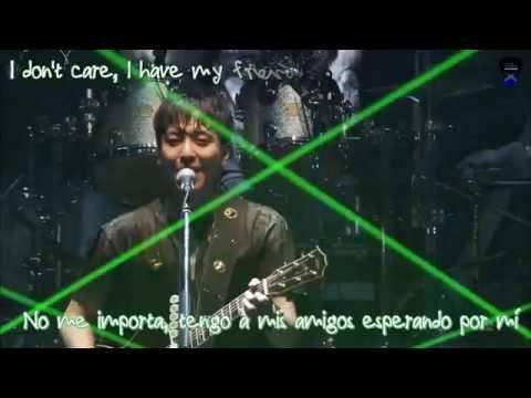 CNBLUE - Don't Care [Sub Español + Karaoke + Sub Eng]