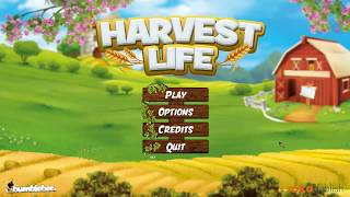 Harvest Life : 1st Look (Stardew Valley style farm game)