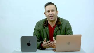 Apple New Macbook Air And Mac Mini 2018 model Unboxing in Nepal - OlizStore