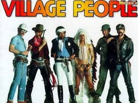 Village People Vídeo Raridade Youtube
