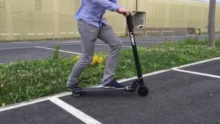 urby carbon scooter   6 8kgs 25km h electric scooter only 499