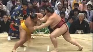 Мартовский турнир по Сумо 2013, 7-9 дни Хару Басё Осака  Haru Basho Osaka